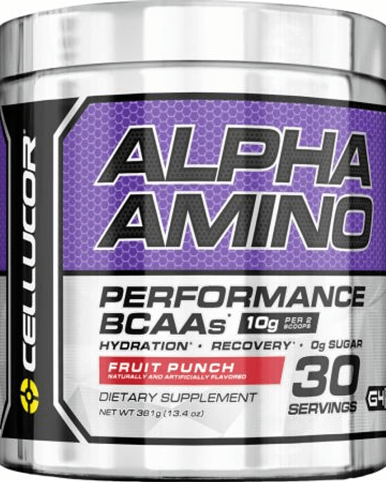 CELLUCOR ALPHA AMINO G4 POST-WORKOUT 30 SERVICIOS