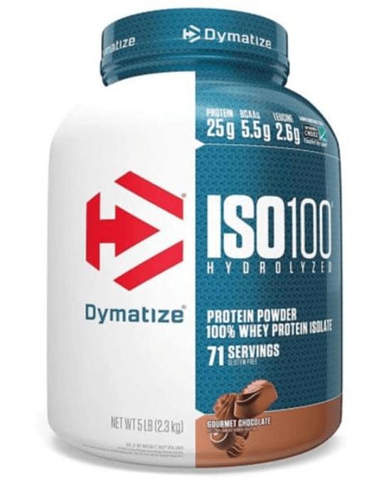 PROTEINA ISO 100 5 LBS DYMATIZE.