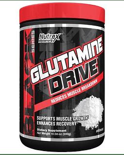 GLUTAMINA DRIVE 300 GRS NUTREX.