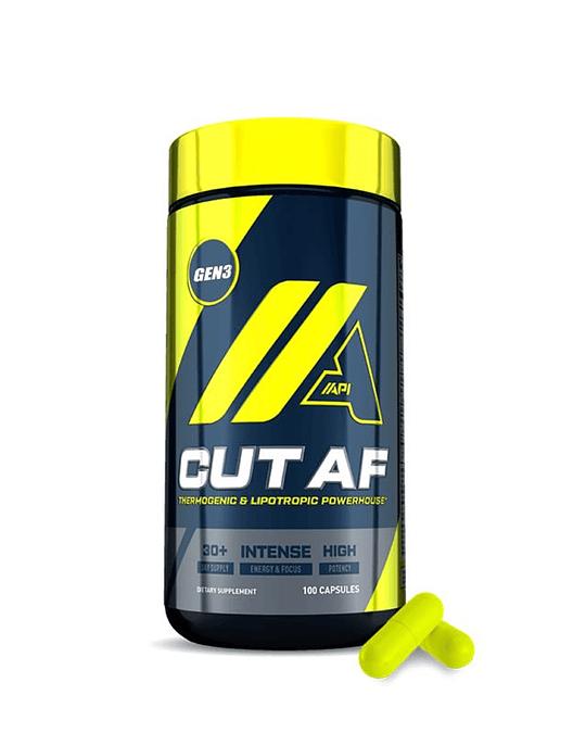 CUT AF API 120 CAPS