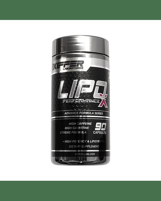 LIPO X PERFORMANCE 90 CAPS