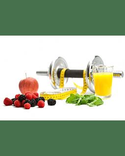 Plan Nutricion y Suplementacion Deportiva Online