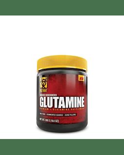 GLUTAMINA 300 GRS MUTANT.