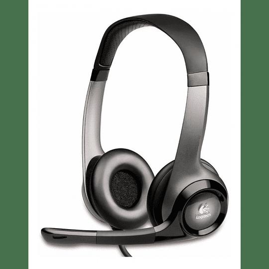 Audifono USB H390 cancelacion de ruido - Image 1