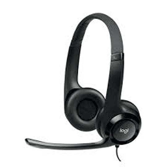 Audifono USB H390 cancelacion de ruido - Image 2