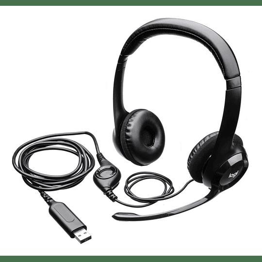 Audifono USB H390 cancelacion de ruido - Image 3