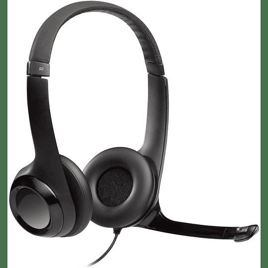 Audifono USB H390 cancelacion de ruido - Image 4