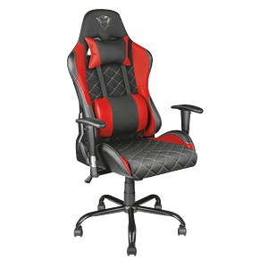 Silla Gamer Profesional Trust GXT 707R Resto Gaming Red