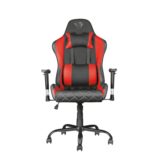 Silla Gamer Profesional Trust GXT 707R Resto Gaming Red - Image 4