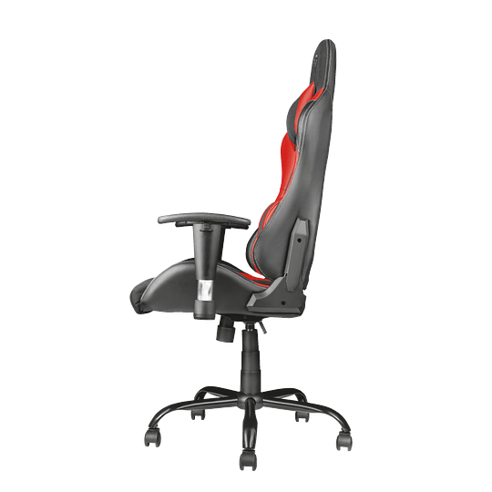 Silla Gamer Profesional Trust GXT 707R Resto Gaming Red - Image 5