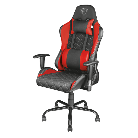 Silla Gamer Profesional Trust GXT 707R Resto Gaming Red - Image 8