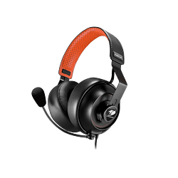Audifonos Gamer Cougar Phontum S Black Jack 3.5mm
