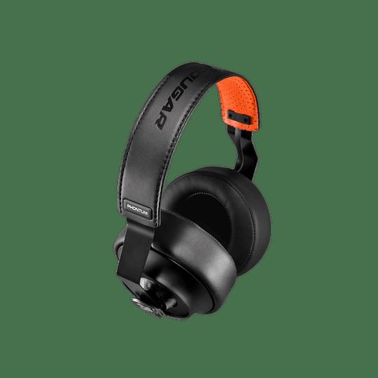 Audifonos Gamer Cougar Phontum S Black Jack 3.5mm - Image 4