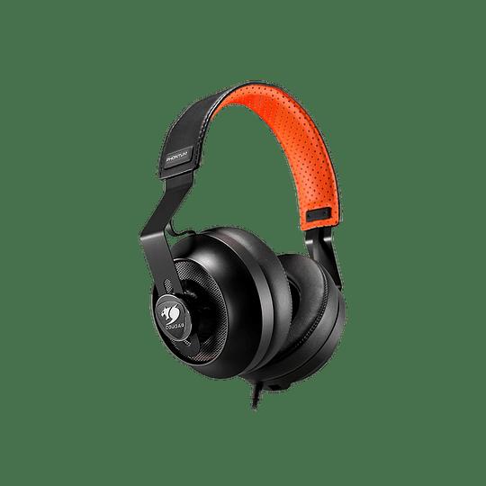 Audifonos Gamer Cougar Phontum S Black Jack 3.5mm - Image 7