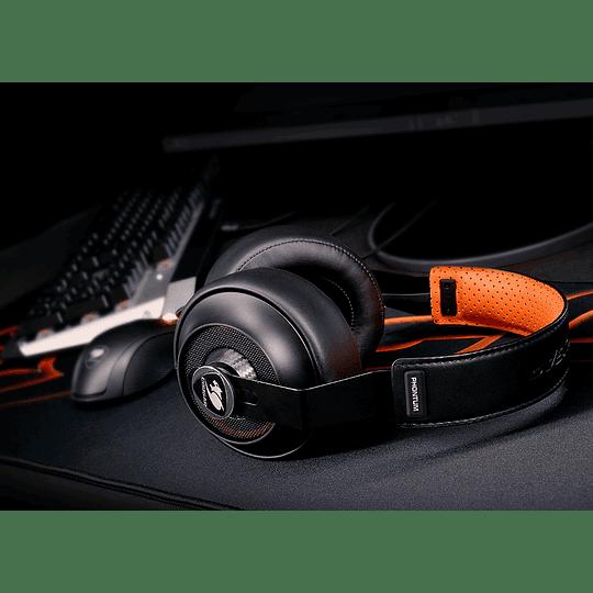 Audifonos Gamer Cougar Phontum S Black Jack 3.5mm - Image 8