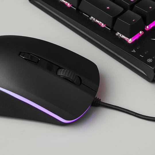 Mouse Gamer Hyperx Pulsefire Surge 360° RGB Lighting, Hasta 16.000 DPI - Image 5