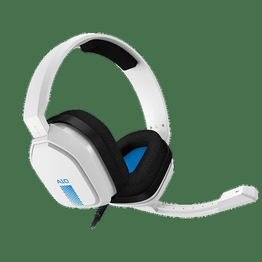Audífonos Gamer Logitech Astro A10, Para Ps4/pc/mac/xboxone - Image 1