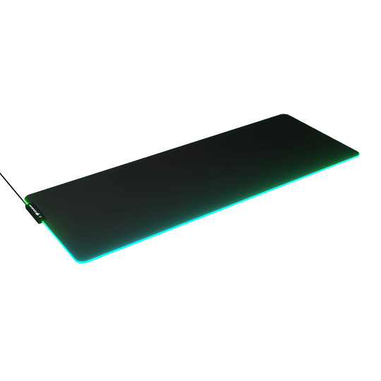Mouse Pad Gamer Cougar Neon X 800x300x4mm RGB Negro - Image 3