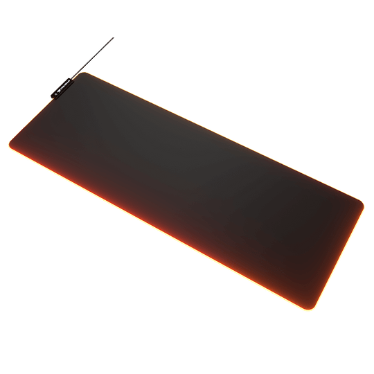 Mouse Pad Gamer Cougar Neon X 800x300x4mm RGB Negro - Image 4