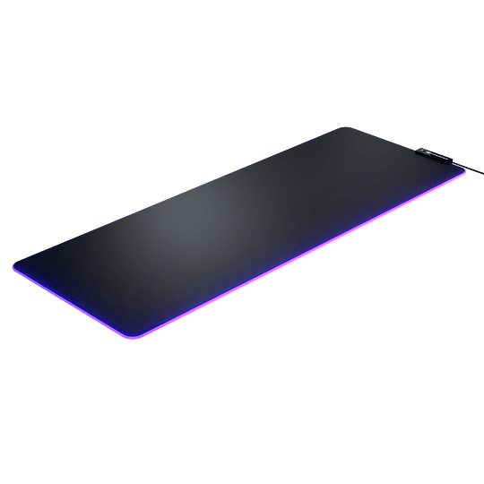 Mouse Pad Gamer Cougar Neon X 800x300x4mm RGB Negro - Image 5