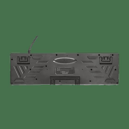 Kit Gamer Trust Gxt 838 Azor Teclado Mouse Rgb Pc Ps4 Xbox - Image 5