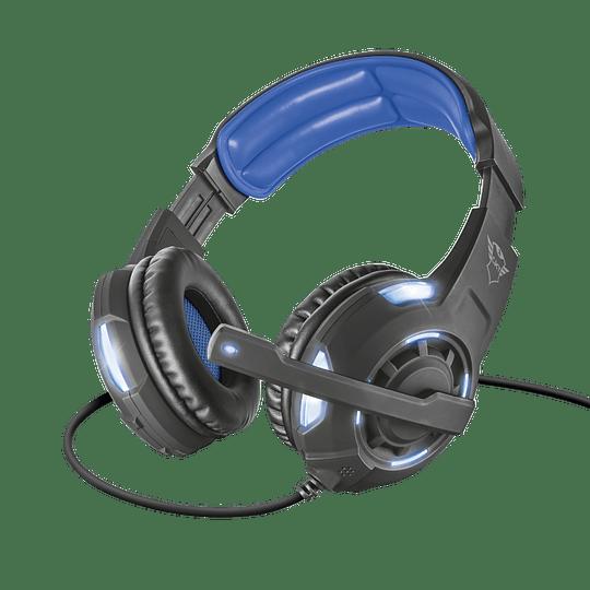 Audífonos Gamer Gxt 350 Radius 7.1 - Image 8