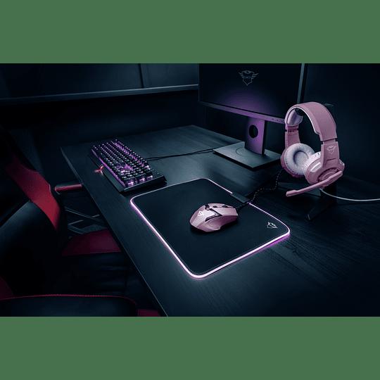 Audífonos Gamer Radius Pink Gxt310p Trust c/ps4/xbox/switch - Image 2