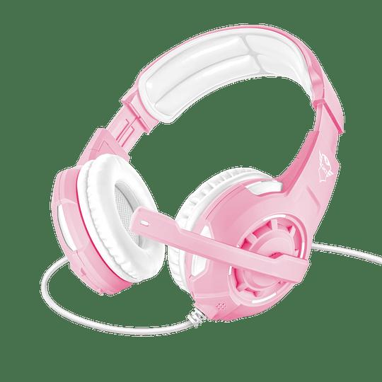 Audífonos Gamer Radius Pink Gxt310p Trust c/ps4/xbox/switch - Image 13