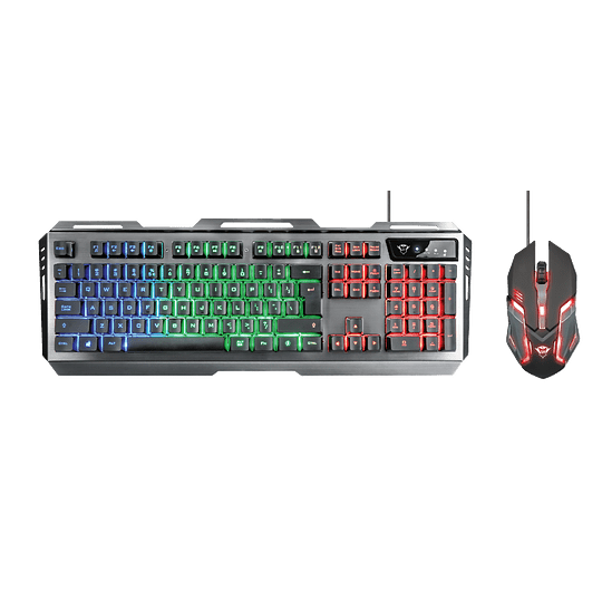 Kit Gaming GXT 845 Teclado Mouse Tural Trus - Image 3