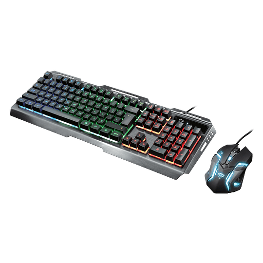 Kit Gaming GXT 845 Teclado Mouse Tural Trus - Image 7