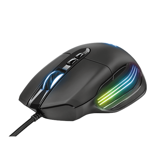 Mouse Gamer Trust Gxt 940 Xidon 10000 Dpi 8 Botones Led Rgb - Image 3