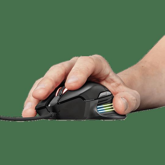 Mouse Gamer Trust Gxt 940 Xidon 10000 Dpi 8 Botones Led Rgb - Image 8