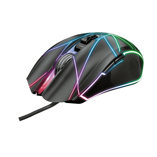 Mouse Gaming Trust Ture Gxt 160x Rgb Led - Image 3