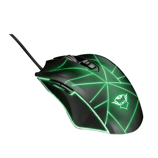 Mouse Gaming Trust Ture Gxt 160x Rgb Led - Image 6
