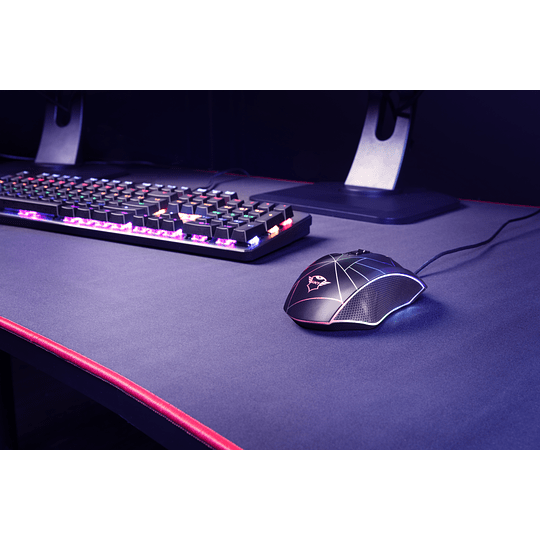 Mouse Gaming Trust Ture Gxt 160x Rgb Led - Image 12