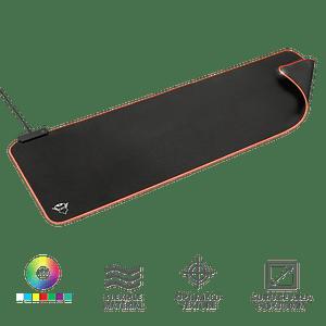 Pad Mouse  Gamer Xxl 93cm Trust Gxt764 Glide Flex Rgb