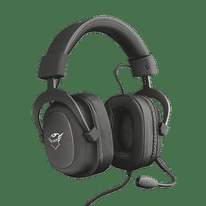Audifono Gamer Trust Zamak Premiun Headset Gxt 414