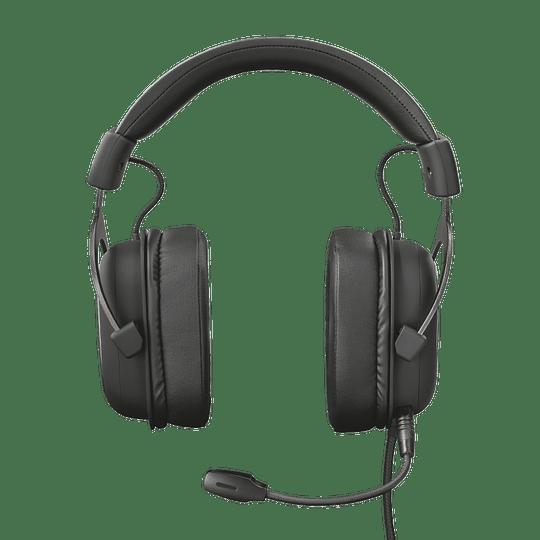 Audifono Gamer Trust Zamak Premiun Headset Gxt 414 - Image 2
