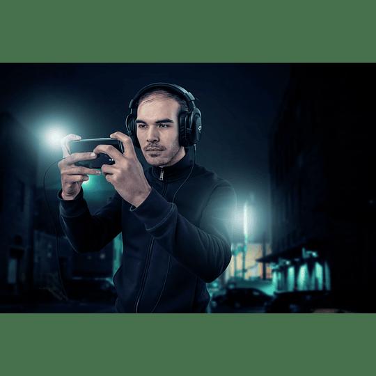 Audifono Gamer Trust Zamak Premiun Headset Gxt 414 - Image 11