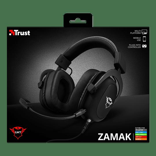 Audifono Gamer Trust Zamak Premiun Headset Gxt 414 - Image 12