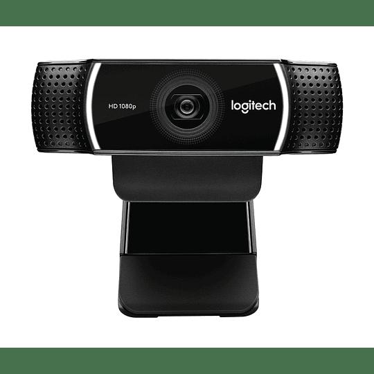 Webcam Logitech C922 Pro Stream, Full HD 1080p USB, streaming alta calidad Twitch y YouTube - Image 4