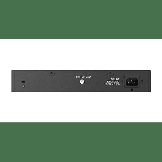 Switch 24Puertos No Adm Rack 10/100 pn: DES-1024D - Image 3