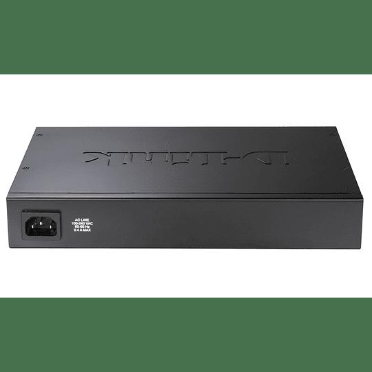 Switch 16Puertos 10/100/1000 No Adm Rack DGS-1016D - Image 2
