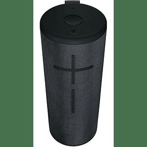 Parlante Portatil Bluetooth UE MEGABOOM 3 - Altavoz inalámbrico de 360 grados, Negro