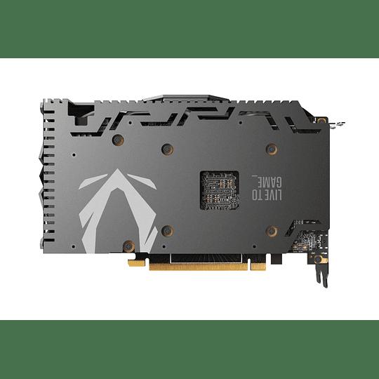 Tarjeta de Video Zotac Nvidia GeForce RTX 2060 6GB GDDR6 192-bit, Super Compact, IceStorm 2.0 - Image 4