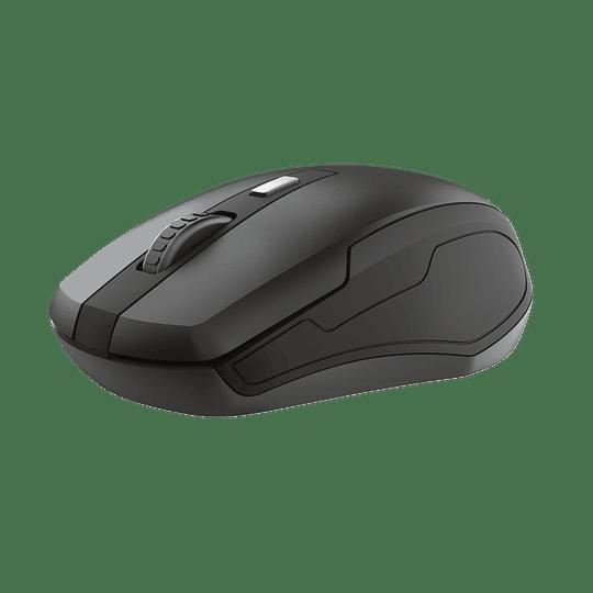 Combo Teclado + Mouse Trust Ody Inalambrico Usb - Image 2