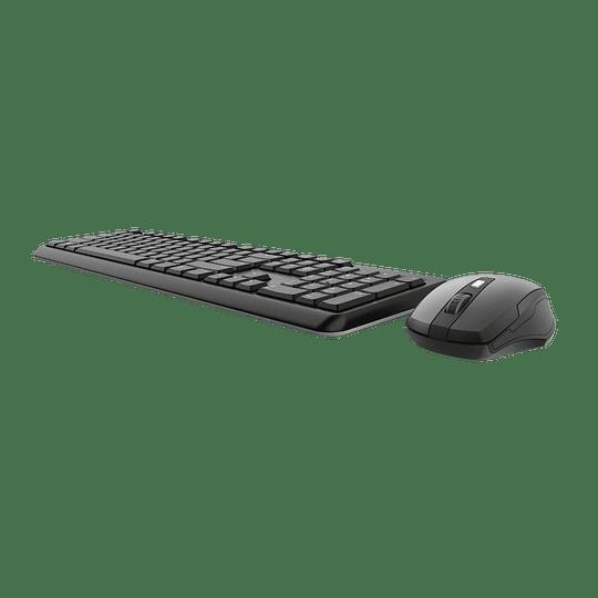 Combo Teclado + Mouse Trust Ody Inalambrico Usb - Image 6