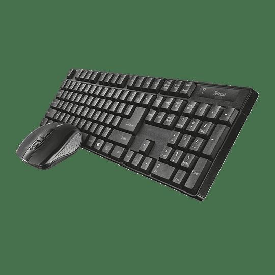 Pack Teclado Mouse Audífonos Web Cam Mouse Para Teletrabajo - Image 3