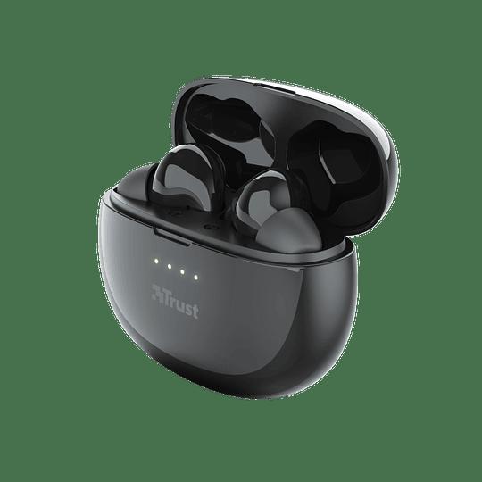 Audífonos Bluetooth New Nika Xp Touch Trust Negro - Image 2