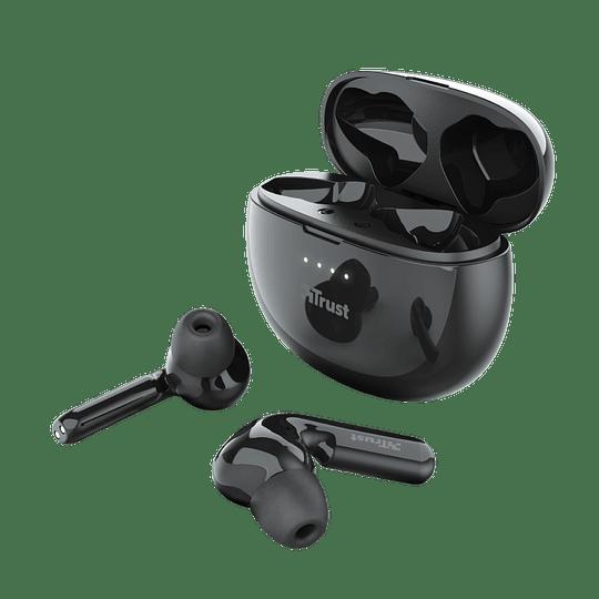 Audífonos Bluetooth New Nika Xp Touch Trust Negro - Image 3